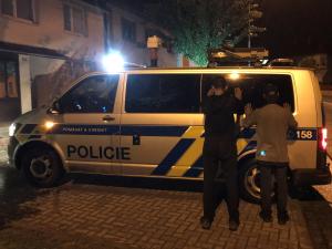 U Měřína bylo zadrženo pět migrantů z Afghánistánu. Tři se schovávali pod mostem