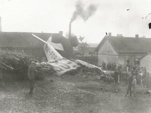 Před 90 lety se stala nejhorší letecká katastrofa meziválečné ČSR. V Bedřichově zemřelo 12 lidí