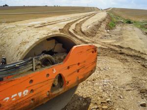 FOTO: Výstavba obchvatu Osové Bítýšky je v plném proudu. Jak práce pokračují?