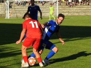 Vysočina splnila roli favorita, v druhém kole MOL Cupu porazila Starou Říši 4:1