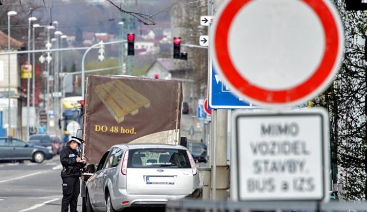 Třebíč chce nechat zhodnotit dopravu v ulicích. Průzkum vyjde asi na milion korun