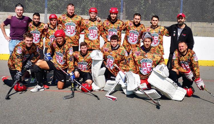 Úspěšný vstup do druholigové sezóny, jihlavští hokejbalisté vyhráli v Hodoníně