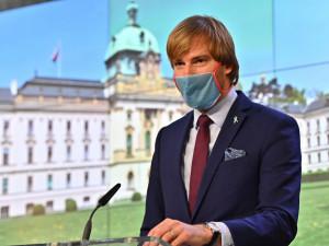 AKTUÁLNĚ: Adam Vojtěch rezignoval na post ministra zdravotnictví