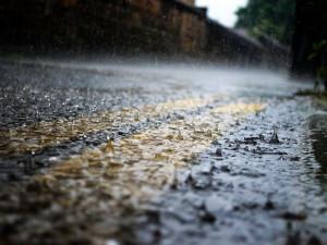 Také Vysočinu v sobotu může zasáhnout vydatný déšť. Hrozí problémy v dopravě