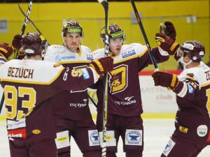 Těsná výhra v Šumperku posunula Duklu zpět na druhé místo Chance ligy