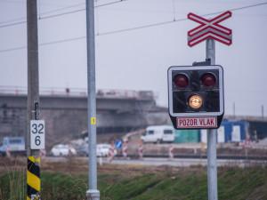 Vysočina má od ledna na kontě 21 nehod na přejezdech. Jeden člověk střet nepřežil