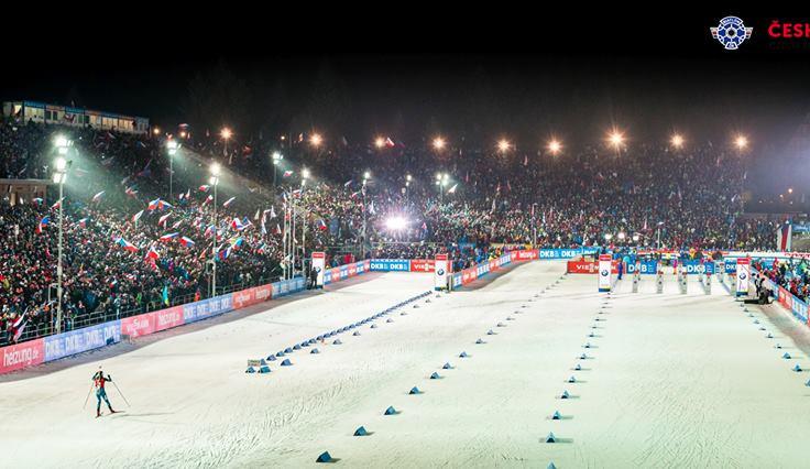 V Novém Městě se v roce 2024 uskuteční mistrovství světa v biatlonu. Je to potenciál pro celou Vysočinu, říká starosta
