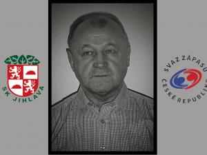 Zemřel bývalý jihlavský trenér a zápasník Otakar Kočka. Bylo mu 77 let