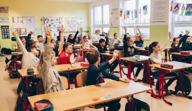 Ve škole je ode dneška většina žáků ZŠ z Vysočiny. Učitelé oceňují zapojení rodičů