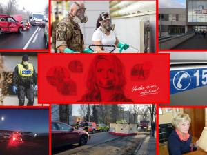 Rok 2020 na Drbně: Covid-19, pátrání po chlapci, letadla nad Jihlavou a smutná úmrtí