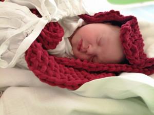 Jihlavská nemocnice hlásí už tři letošní miminka. Na záchytce skončilo 5 opilců