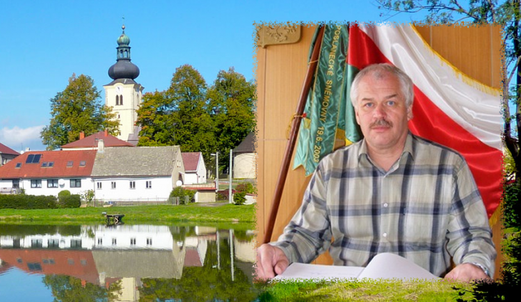 Stonařov má po 30 letech nového starostu. Pan Plavec obci zasvětil celý život, říká jeho nástupce Šulc
