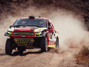 Martin Prokop devátým místem svoje maximum na Dakaru nevylepšil, přesto je po závodě spokojený