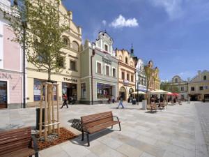 Historickým městem roku je na Vysočině Havlíčkův Brod. Postupuje do celostátního kola