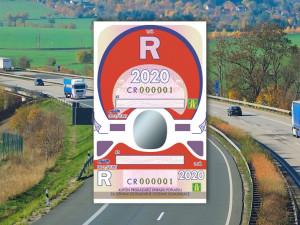 Za přestupky kvůli dálniční známce se loni na Vysočině vybralo 1,5 milionu. U elektronického mýta pokut ubylo