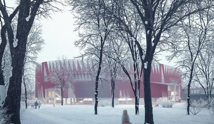 Jihlava v létě vyhlásí výběrové řízení na stavbu arény. Demolice starého stadionu proběhne ještě letos