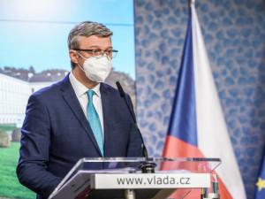 Ministr Karel Havlíček navrhne vládě otevření obchodů od 22. února