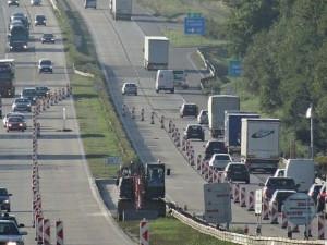 Na modernizovaný úsek dálnice D1 se vrací stavbaři. Budou uzavřeny rychlé pruhy