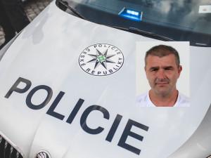 Pátrání: Policie hledá šestačtyřicetiletého muže. Má jít do vězení, tomu se ale vyhýbá