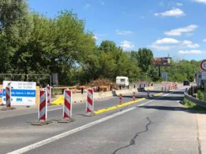 Stavba protihlukové stěny u Pávova: Kraj vydal nepravomocné stavební povolení