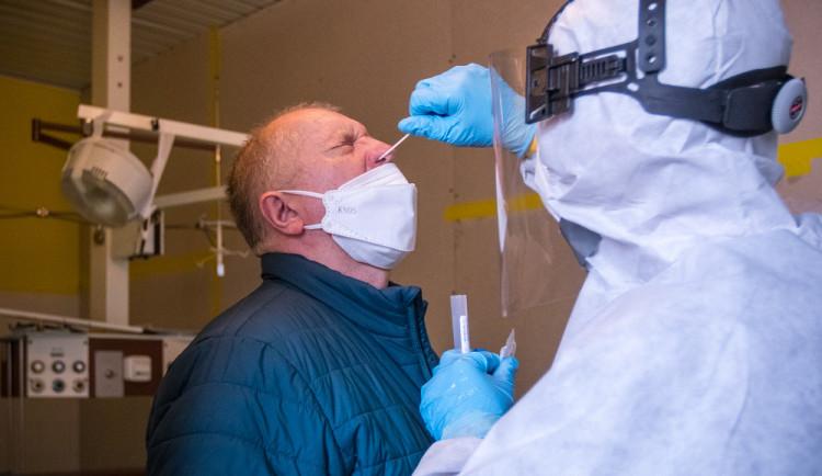 Hygienici na Vysočině během Velikonoc evidovali 871 případů covidu