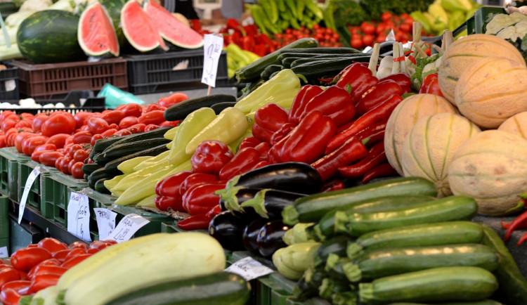 Je libo čerstvé ovoce či květiny? Zajděte na tržnici v Jihlavě, otevírá v pondělí