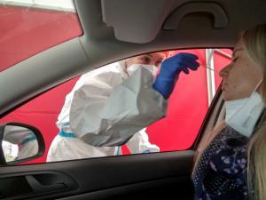 U lidí roste násilí. Jihlavská nemocnice čelí agresivním řidičům kamionů, co se dožadují okamžitého testování
