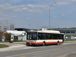 Úpravy v MHD: Od pondělí posílí linka číslo 5 nebo víkendové autobusy do očkovacího centra
