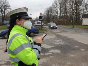 Letos se na přejezdech na Vysočině stalo 6 nehod. Policie kontrolovala řidiče, jak dodržují pravidla