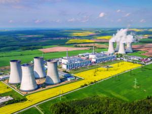 Jaderná elektrárna Dukovany má zásoby paliva z Ruska nejméně na tři roky