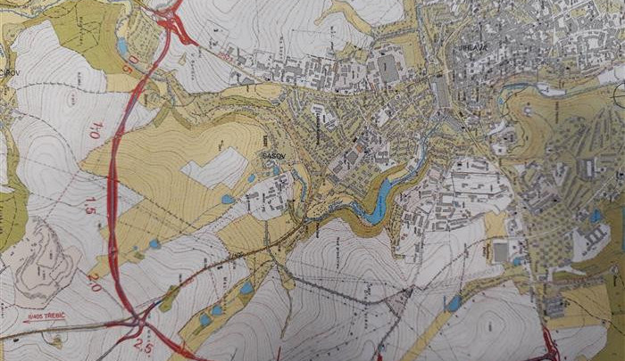 Kraj plánuje stavět jihovýchodní obchvat Jihlavy ve dvou etapách, kvůli dotaci. Začít se má už na podzim