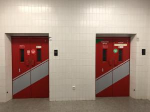 Jihlavská nemocnice opravuje výtahy. Aktuálně v gynekologicko – porodnickém pavilonu
