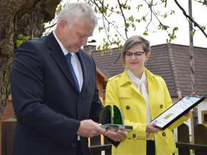 Vesnicí ERDV 2020 se stala obec Großschönau, Třeštice z Vysočiny získala speciální cenu