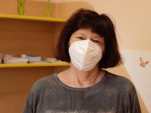 Jsem vděčná za to, že jsem se pediatrii nebránila, říká lékařka Nováková, která po 30 letech opustí ordinaci v Polné