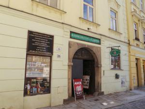 Nejen jako čajovna, památný dům v centru Jihlavy bude po opravách sloužit i turistům a dokumentu