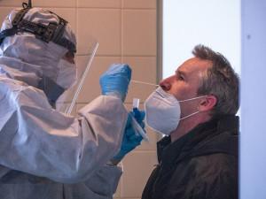 Na Vysočině přibylo za víkend 117 nových případů covidu. Nejvíc jich bylo na Jihlavsku