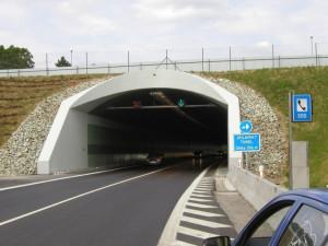 Řidiči, pozor. V sobotu se uzavře Jihlavský tunel, objížďka měří 2,5 kilometru