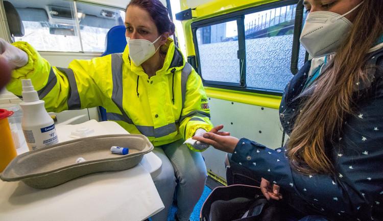 V sanitce v Jihlavě se opět bude testovat na HIV. Každý vyšetřený dostane kondom