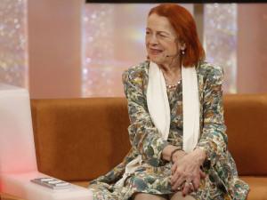 Jsem v podstatě samotářka, říká rodačka z Vysočiny Iva Janžurová, která dnes slaví 80. narozeniny