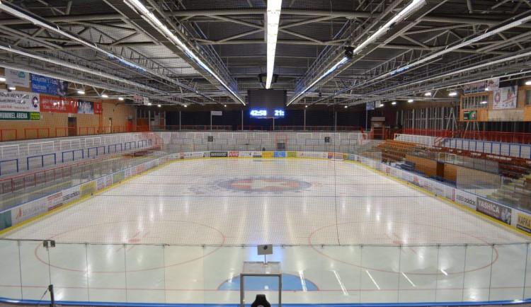 Třebíč žádá kraj i Národní sportovní agenturu o dotace na zimní stadion