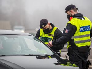 Mladá řidička odmítla při kontrole testování na drogy i další spolupráci s policií