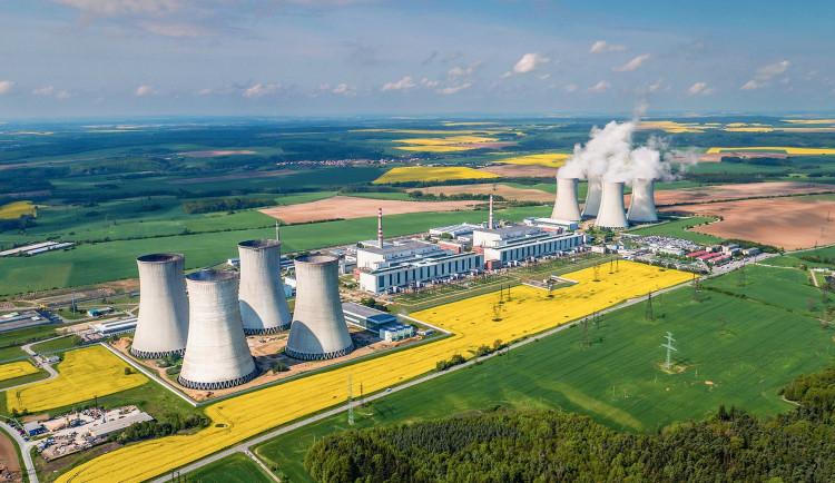 ČEZ požádal o vydání územního rozhodnutí pro nový jaderný blok v Dukovanech