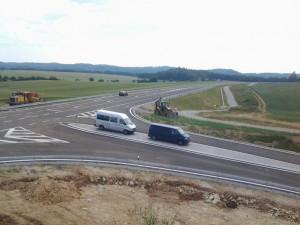 Řidičům na Pelhřimovsku se uleví. Vzniknou tady dva obchvaty o délce kolem 6,5 kilometru