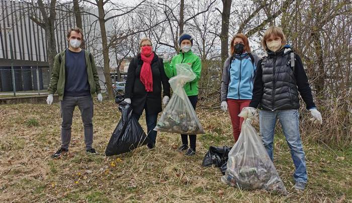 Čistá Vysočina 2021. Dobrovolníci ulehčili přírodě, nasbírali skoro 71 tun odpadků
