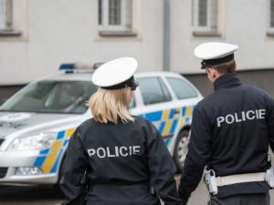 Muž v Třešti šel na veřejné WC s dlažební kostkou. Házel ji na dveře, škoda je více než 30 tisíc korun