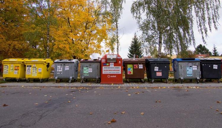 V Jihlavě loni přibylo vyprodukovaného odpadu, poplatky pro obyvatele se asi zvýší