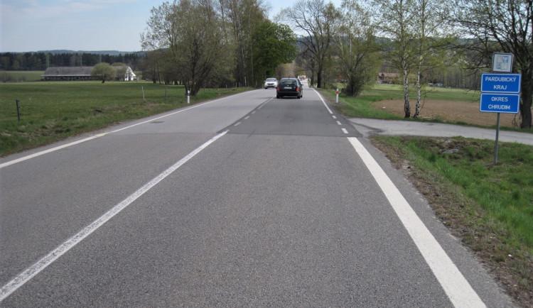 Úsek silnice I/34 je na konci životnosti. Kvůli opravě čeká řidiče uzavírka a objížďka