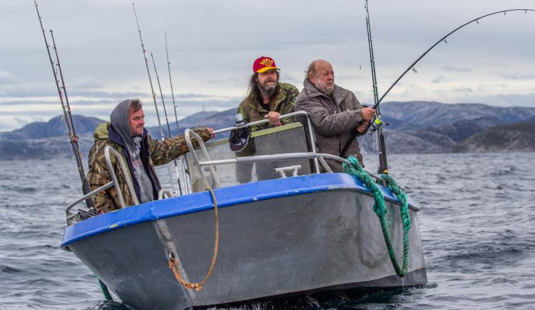 Nový film Svéráz českého rybolovu prozradí, co dělají muži na rybách