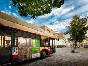 Trolejbusová linka D a F v Jihlavě má plánovanou výluku