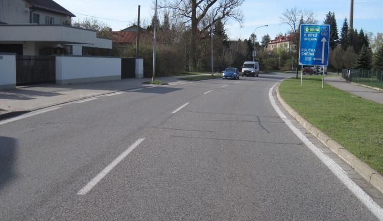 Opravy na I/37 ve Žďáru nad Sázavou: Staveniště předáno, první část bude hotová za 16 týdnů